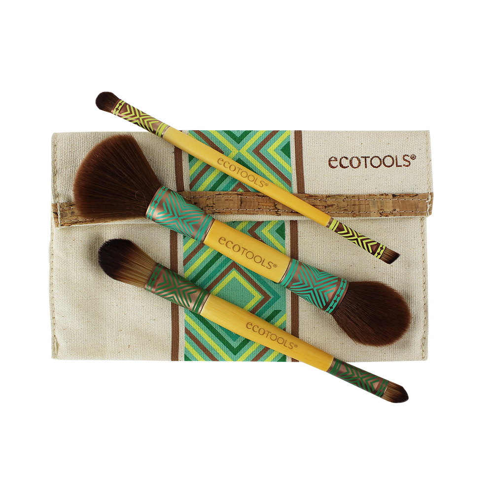 1304 Ect Boho Luxe Duo Brush Set S Stylized