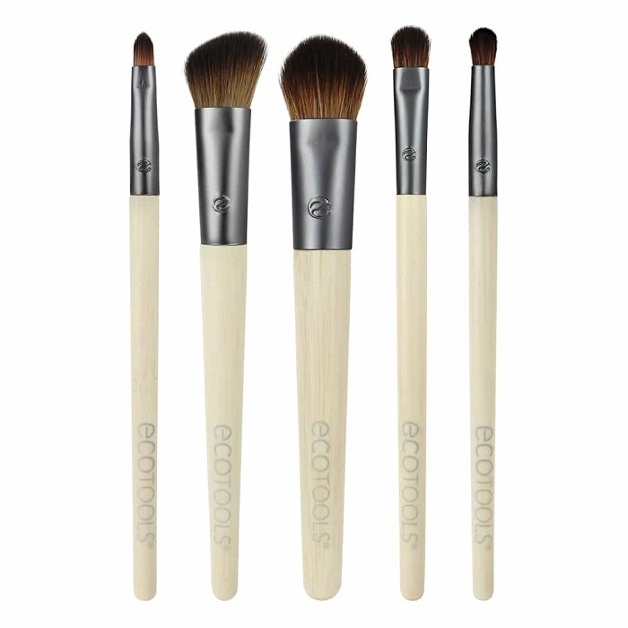 1227 ECT 6 PC ESSENTIAL EYE SET BRUSHES OUT FRONT S
