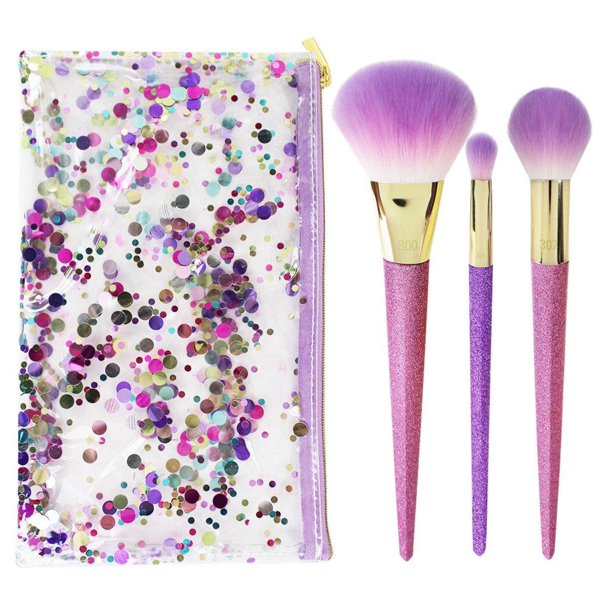 BRUSH CRUSH ™ SHIMMER + SHINE